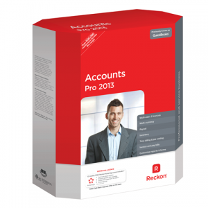 Reckon Accounts Professional 2013