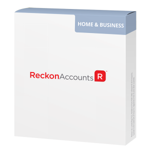 Reckon Accounts Home & Business 2017 Upgrade